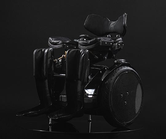 CHRONUS Robotics KIM1 black